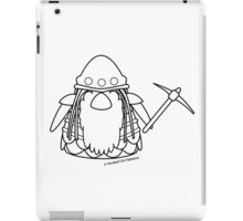 Dwarf Gonk - A Gonk's Journey iPad Case/Skin