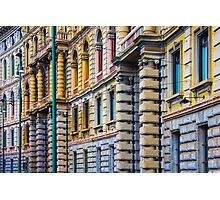 Castello square in Milan, Italy Photographic Print