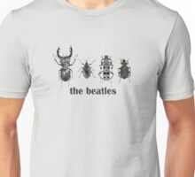 the beatles coleoptera Unisex T-Shirt