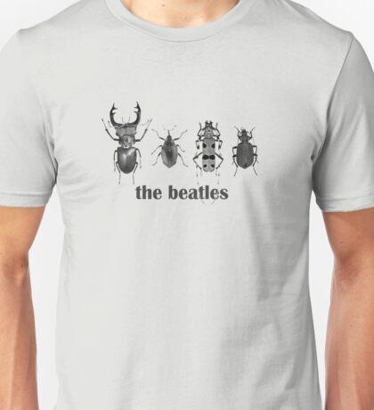the beatles coleoptera Unisex T-Shirt