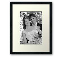 Shannon & Ky Framed Print