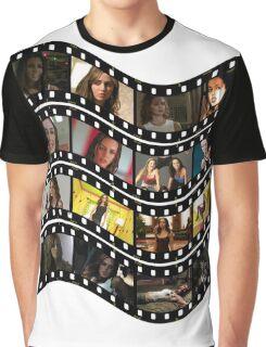 Eliza Dushku Buffy Wrong Turn Bring It On Dollhouse Graphic T-Shirt