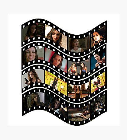 Eliza Dushku Buffy Wrong Turn Bring It On Dollhouse Photographic Print