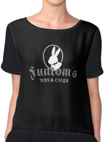 Funtom's Toys and Candy Chiffon Top