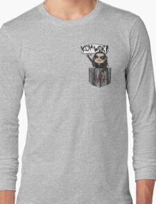 Pocket Heda Long Sleeve T-Shirt