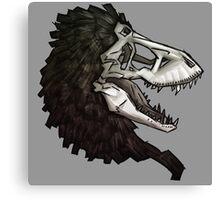 Tyrannosaurus Rekt Canvas Print