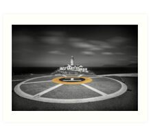 Fanad Lighthouse - Donegal Art Print