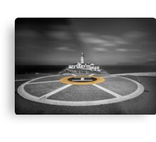 Fanad Lighthouse - Donegal Metal Print