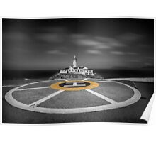 Fanad Lighthouse - Donegal Poster