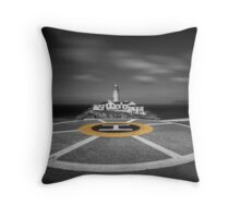 Fanad Lighthouse - Donegal Throw Pillow