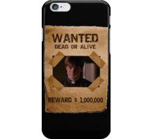 Buffy Caleb Nathan Fillion Wanted 1 iPhone Case/Skin