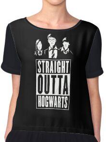 Harry Potter - Hogwarts Chiffon Top