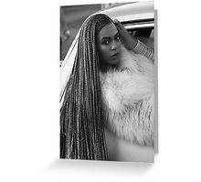 Beyoncé Let's Get In Formation! ~ Greeting Card