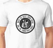 HM1CryptDoors Unisex T-Shirt