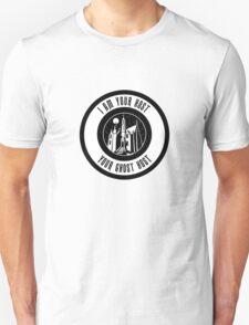 HM1GhostHost Unisex T-Shirt