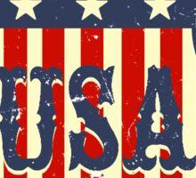 Unapologetically American Sticker