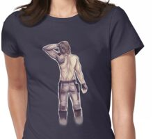 Booty Barnes Womens Fitted T-Shirt