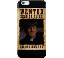 Buffy Caleb Nathan Fillion Wanted 2 iPhone Case/Skin
