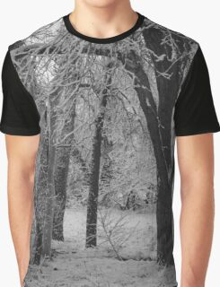 Monochrome Glade Graphic T-Shirt