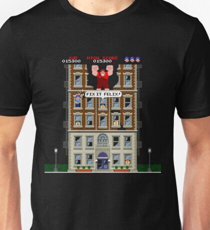 Fix-It Felix Jr. Unisex T-Shirt