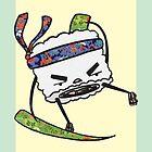 String Bean Ninja by Haley Luden