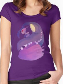 Mawile Women's Fitted Scoop T-Shirt