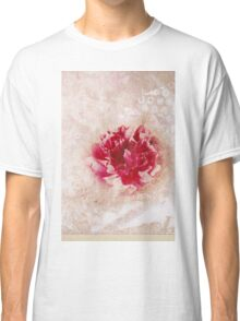 Vintage Peony Classic T-Shirt