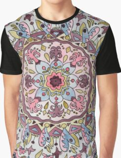 Mandala 01 Graphic T-Shirt