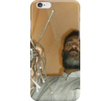Straight Wires Photo/(1 of 2) -(0516)- Digital photo iPhone Case/Skin