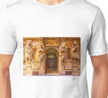 Casa degli Omenoni, Milan Italy Unisex T-Shirt