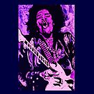 """Jimmi Hendrix 3"" by Kevin J Cooper"