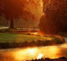 Morning light at Groeneveld by jchanders