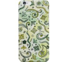 Paisley 02 iPhone Case/Skin