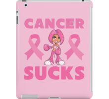 Cancer Sucks iPad Case/Skin