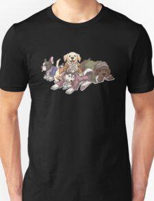 Hamilton Musical x Broadway Dogs Unisex T-Shirt