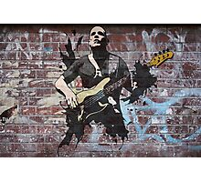 Wall Bass Photographic Print