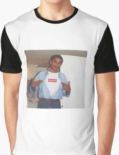 Obama Supreme Bogo Graphic T-Shirt