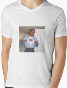 Obama Supreme Bogo Mens V-Neck T-Shirt