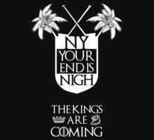 The Kings Are Coming by Knight The Lamp