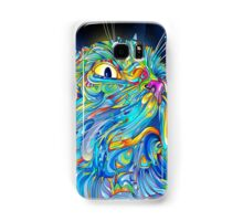 ABSTRACT CAT Samsung Galaxy Case/Skin