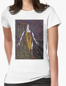 untitled (colour) Womens Fitted T-Shirt