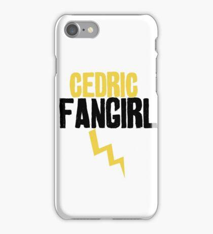 Cedric Fangirl iPhone Case/Skin