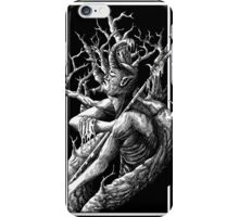 DEVILS WAS BORED iPhone Case/Skin