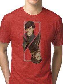 Games :: Dishonored 2 :: Art Tri-blend T-Shirt