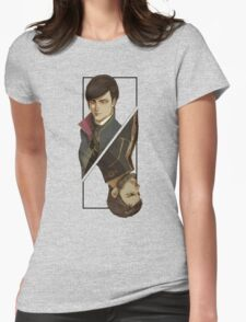 Games :: Dishonored 2 :: Art Womens Fitted T-Shirt