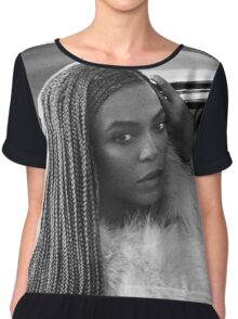 Beyoncé Let's Get In Formation! ~ Chiffon Top