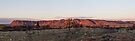Kings Canyon Panorama by Linda Lees