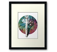 The BUG Lebowski Framed Print