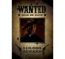 Buffy Caleb Nathan Fillion Wanted 4 Photographic Print