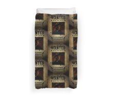 Buffy Caleb Nathan Fillion Wanted 4 Duvet Cover
